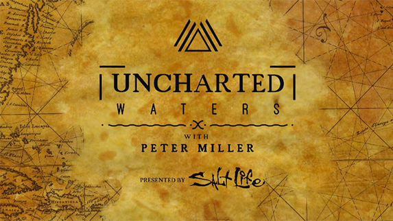 Uncharted Waters with Peter Miller highlight video.